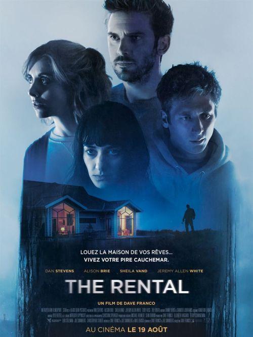 Lokum / The Rental (2020) PL.1080p.BluRay.x264-KiT | Lektor PL