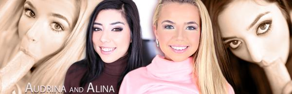 Introducing 'Audrina' and 'Alina' - Audrina Rossi, Alina West [AmateurAllure] (HD 720p)