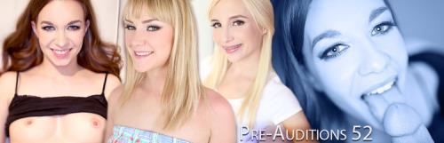 AmateurAllure - Tali Dova, Lizzie Bell, Piper Perri - Pre-Auditions 52 (FullHD/1080p/1.68 GB)