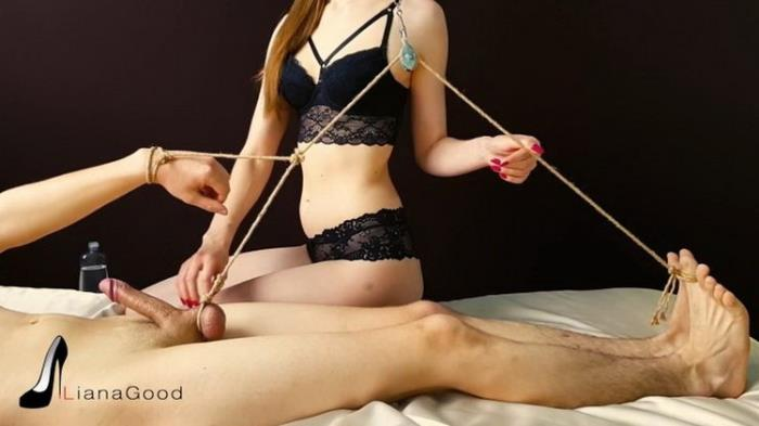 LIANA GOOD - A new way to get an orgasm (FullHD 1080p) - LIANAGOOD - [2020]