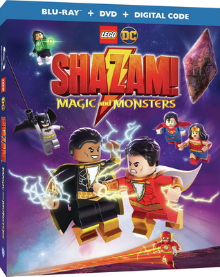 LEGO DC Shazam - Shazam Contro Black Adam (2020).avi BDRiP XviD AC3 - iTA