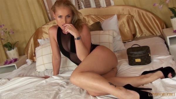 KathiaNobiliGirls: Kathia Nobili - Your wife is the slut with amazing mouth!!! (FullHD) - 2020