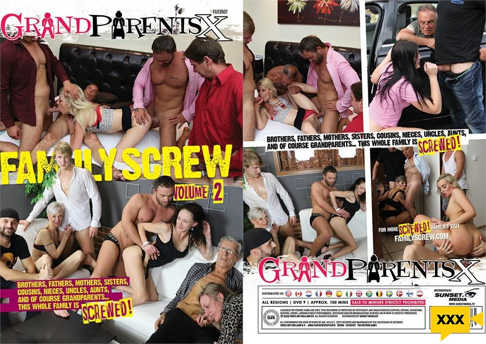 [18+] Family Screw 2 (2020) HD 1.4GB