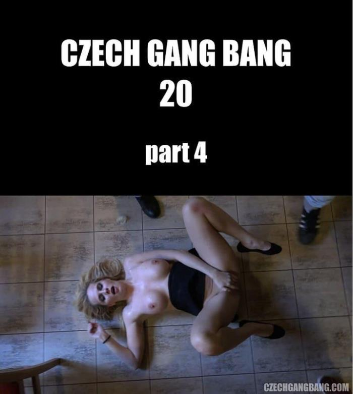 AMATEURS - GangBang 20 - Part 4 (FullHD 1080p) - CzechGangBang/CzechAV - [2020]