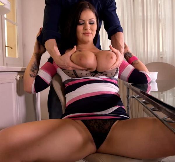 DDFBusty/DDFNetwork: Anissa Jolie - Buxom Babe's Cock Cravings (FullHD) - 2020