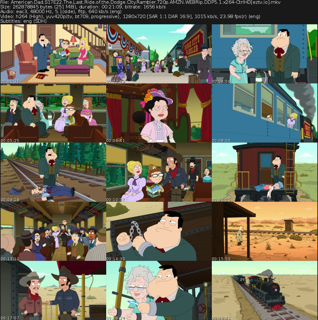 American Dad! Movie