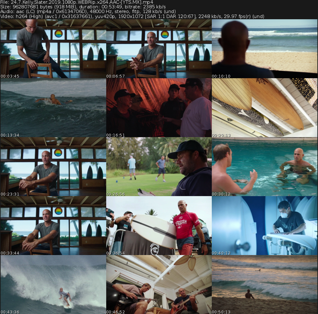 24/7: Kelly Slater Movie