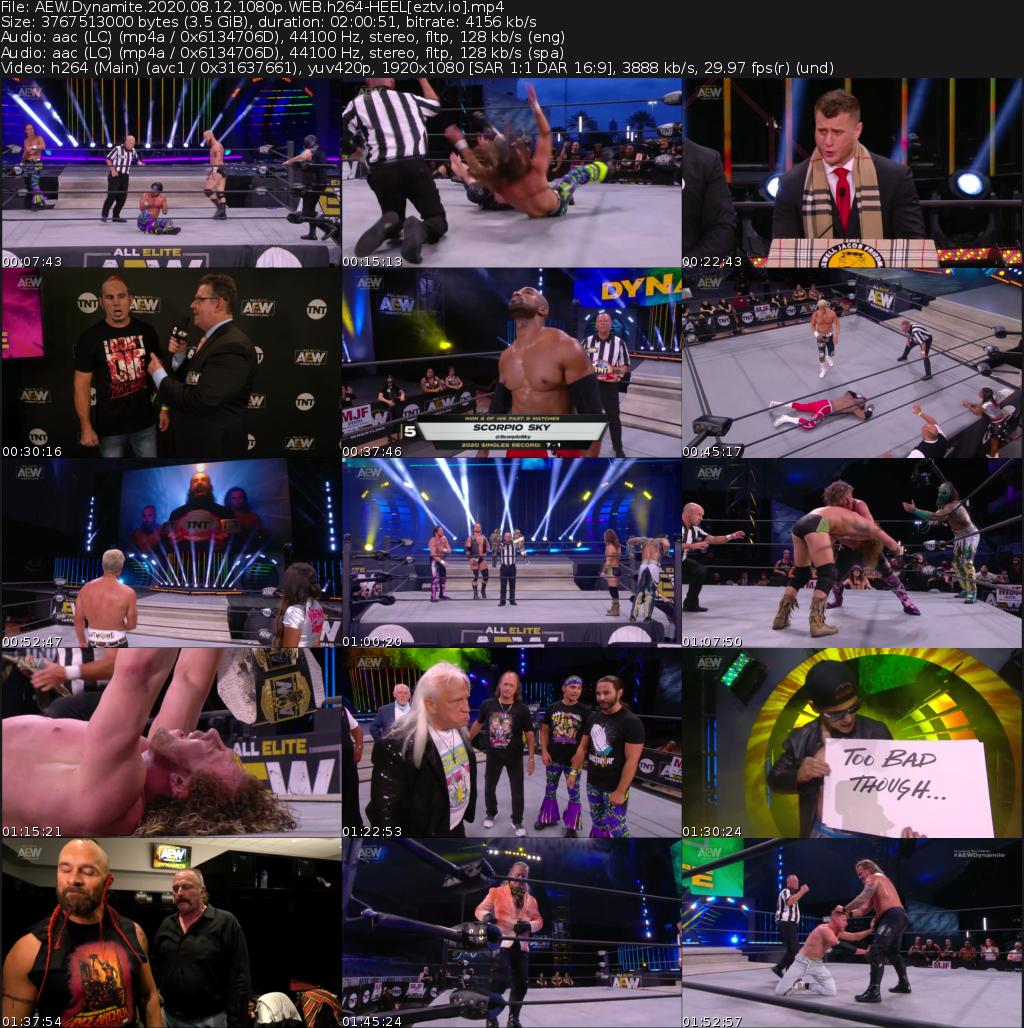 All Elite Wrestling: Dynamite Movie