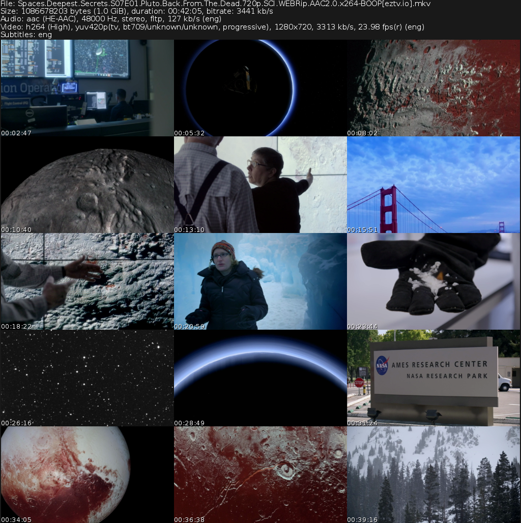 Space's Deepest Secrets Movie