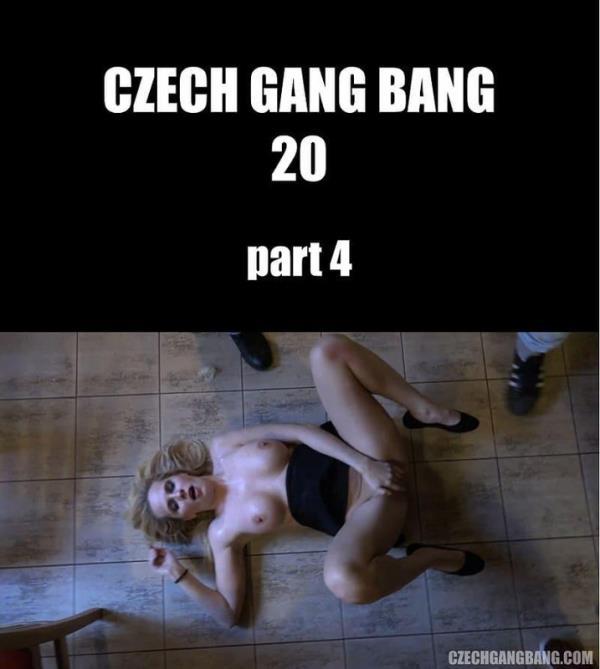AMATEURS - GangBang 20 - Part 4 [FullHD 1080p] 2020