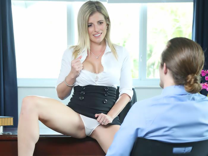 Cory Chase - Dirty Work (FullHD 1080p) - PureMature - [2020]