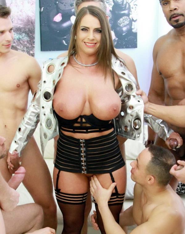 LegalPorno: Sexy Susi - Sexy Susi double anal gangbang SZ1736 (HD) - 2020