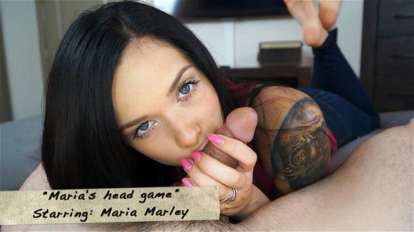 Maria Marley - Maria's head game [FullHD 1080p] 2020