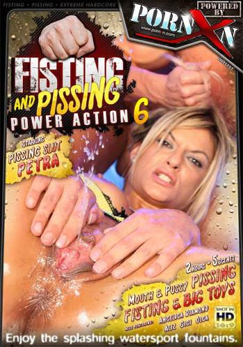 Fisting and Pissing Power Action 6 (SD/1.59 GB)