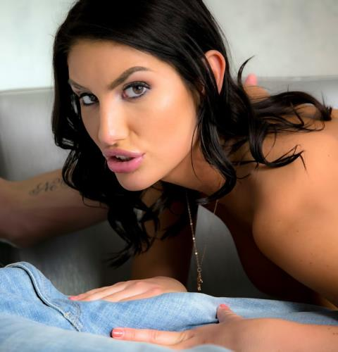 CAUGHT IN THE ACT - August Ames (SiteRip/Fuckingawesome/HD720p)