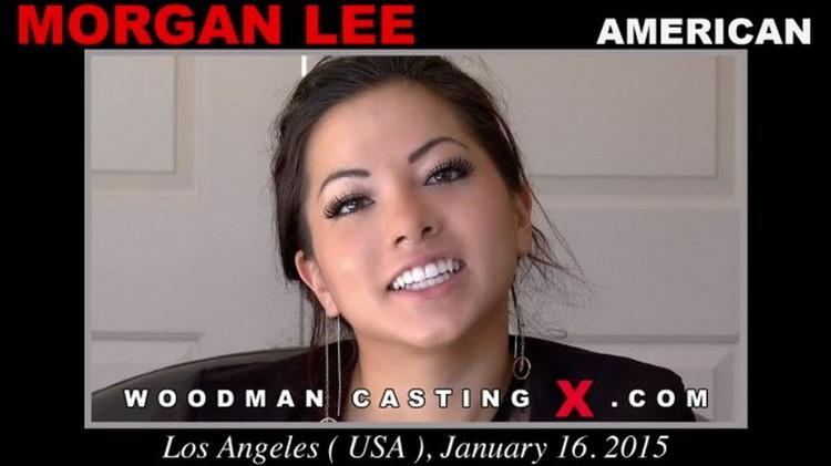 Morgan Lee - Casting X 138 [WoodmanCastingX/PierreWoodman] (FullHD|MP4|7.63 GB|2020)