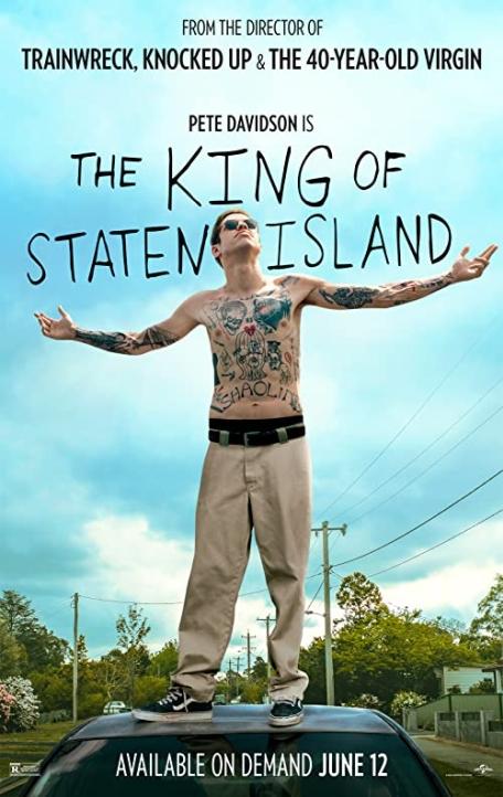 The King of Staten Island (2020) PL.SUBBED.720p.BRRip.XViD.AC3-MORS   NAPISY PL