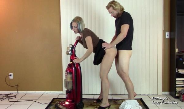 Mommy Fixes Son's Masturbation Problem With Taboo Stroking, Sucking, and Riding His Cock - Brittany Lynn [Amateur Clips By Sexy Fantasies] (HD 720p)