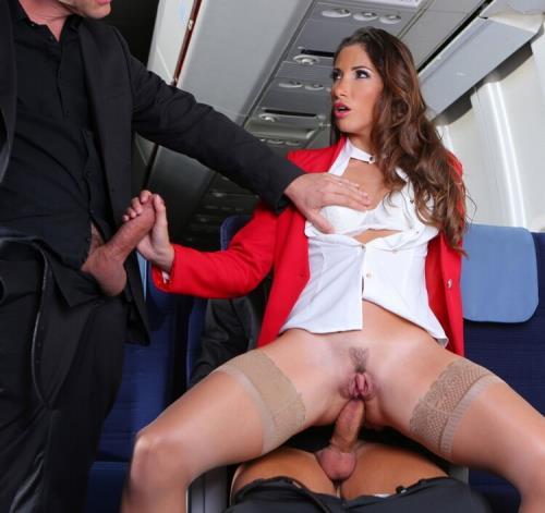 Clea Gaultier, stewardess in Seventh Heaven - Clea Gaultier (SiteRip/DorcelClub/FullHD1080p)