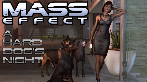 159235806 131 ch mass effect   a dogs hard night - Mass Effect - A Dogs Hard Night - 39 Images of Animal Sex Comix / Hentai