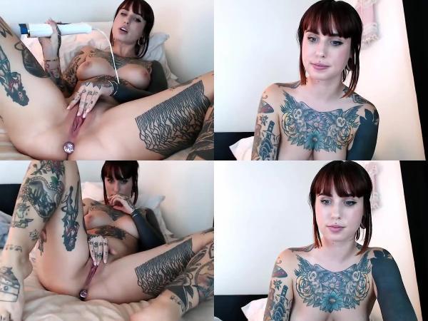 159728519 0689 spy hot tattooed webcam girl masturbating pussy and ass - Hot Tattooed Webcam Girl Masturbating Pussy And Ass / SpyCam Sex Video